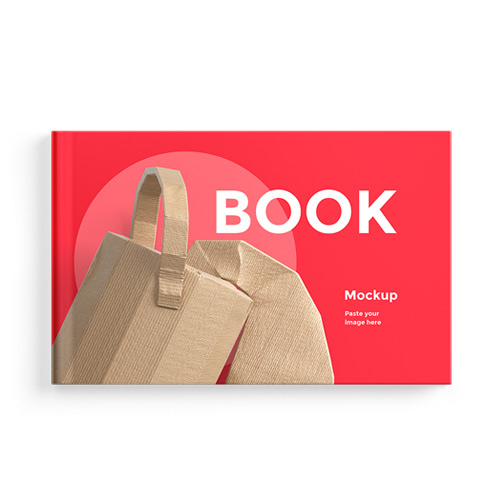 Red book with set of gifts