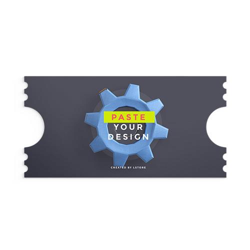 Printable coupon with custom image